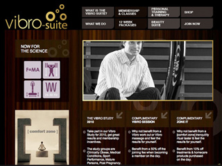 We provide a professional and affordable web design service at Studio 56